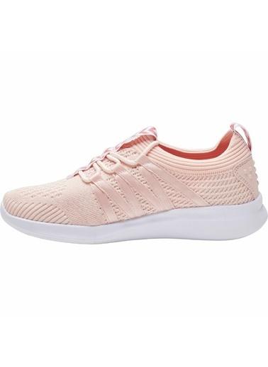 Hummel Ayakkabı Trim 206053-3655 Pembe